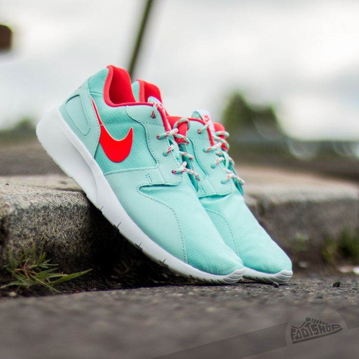 Nike Kaishi (GS) Artisan Teal/ Bright Crimson- White