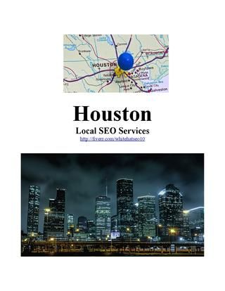 Houston Local SEO Services #Houston #LocalSEO #SEO