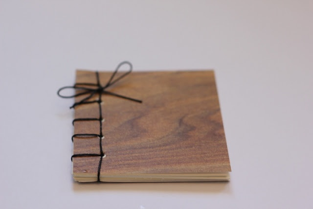 a little tutorial for making little books - see kate sew
