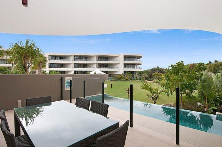 Colliers International Casuarina Beach - Cotton Beach Apartment Terrace - Casuarina Beach Resort