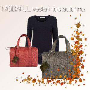 Alv by Alviero Martini & Redgreen @Modaful http://www.modaful.com/it/