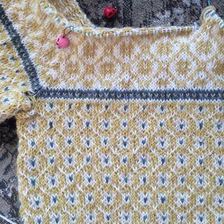 wiola kofta mönster