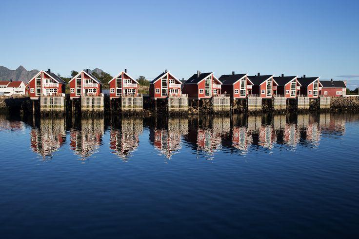 Lofoten, Norway, Svolvaer