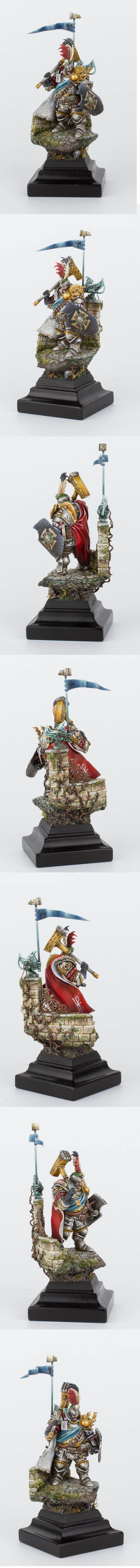 Empire Captain conversion