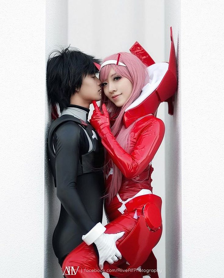 Image result for zero two cosplay | Fashion, Cosplay ...