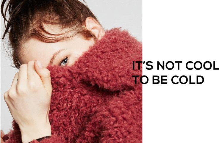 Faux Fur Coat - Winter Coats Woman - U Woman - Adolfo Dominguez