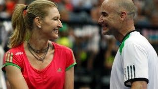Balanced Career and Family life of Andre Agassi and Steffi Graf