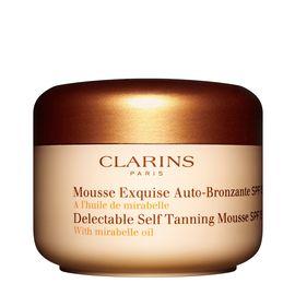 Mousse Exquise Auto-Bronzante SPF 15 - Clarins