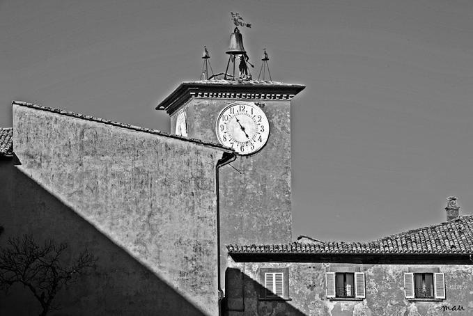 The Tower of Maurizio (Orvieto)