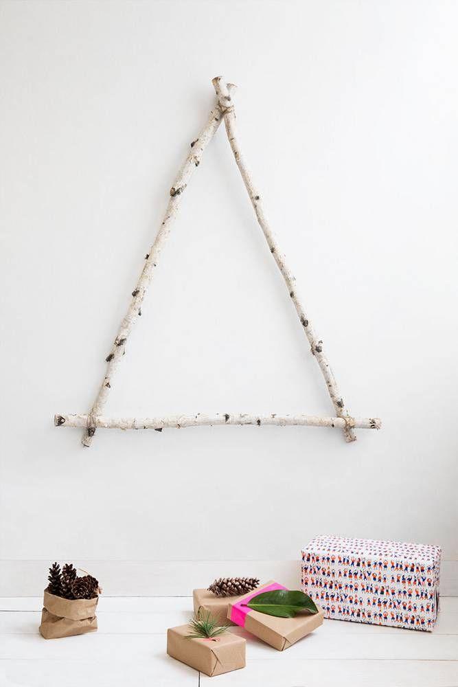 Christmas Tree Alternatives Ideas | Domino