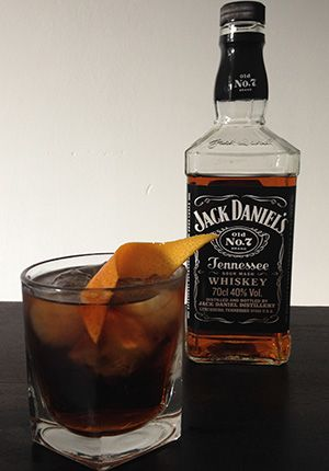 Jack Daniels Godfather