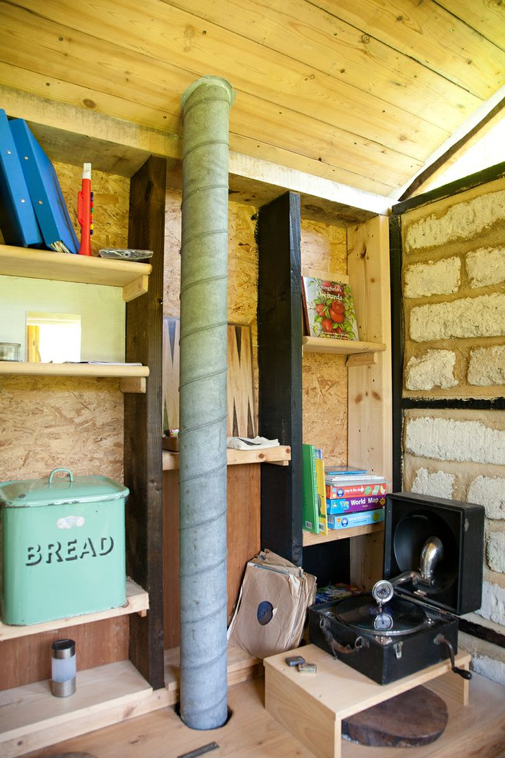 The compost toilet at Guilden Gate woodland glamping site