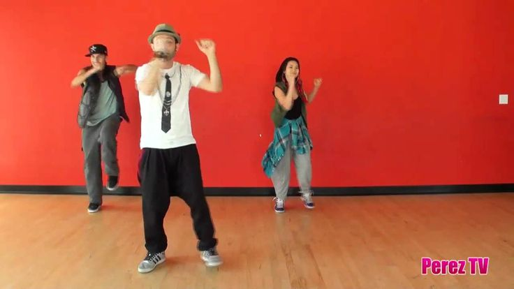 """Mini Single Song Workouts:""""RIGHT THERE"""" - Nicole Scherzinger - Dance workout with Benjamin Allen"""