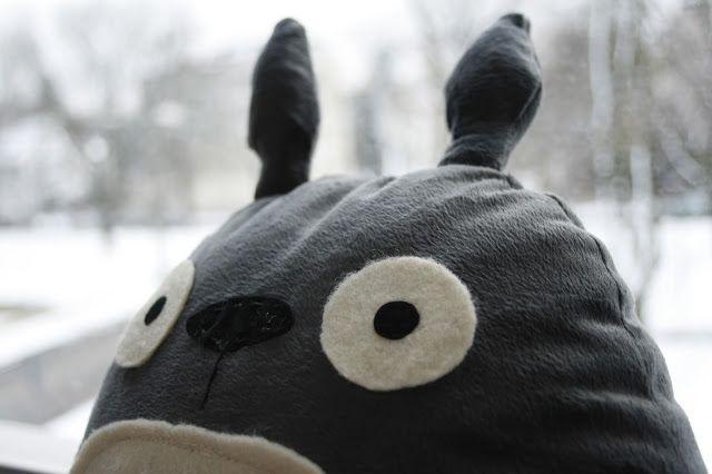 Mój przyjaciel Totoro...:)