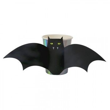 Bat Party Cups : The Party Cupboard Online Christmas Shop Australia | The Party Cupboard