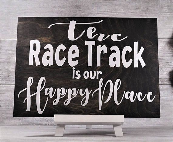 Dirt track racingThe Race Track is our Happy PlaceRacing