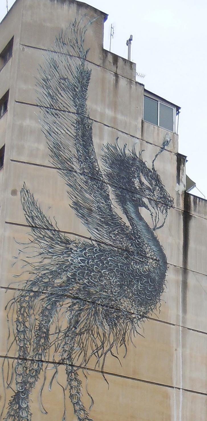 DALeast & Faith47 street artists