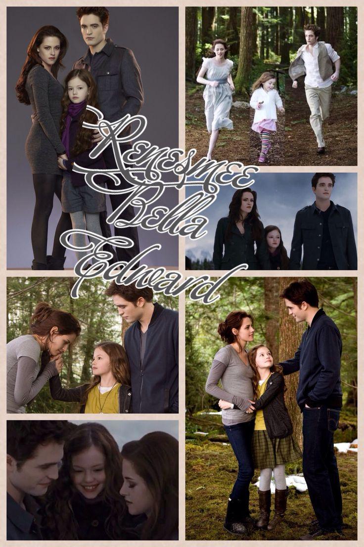 Renesmee Bella Edward