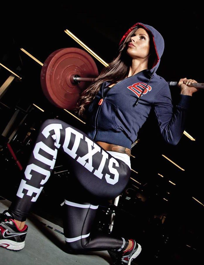 OMG!!! Jersey leggings :) Know what`s good... check out at www.sixdeuce.pl.