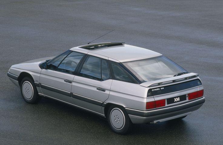 A nice way to start the week - remembering an old friend: Citroën XM #cCitroenXM