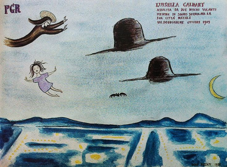 Retablos by Dino Buzzati
