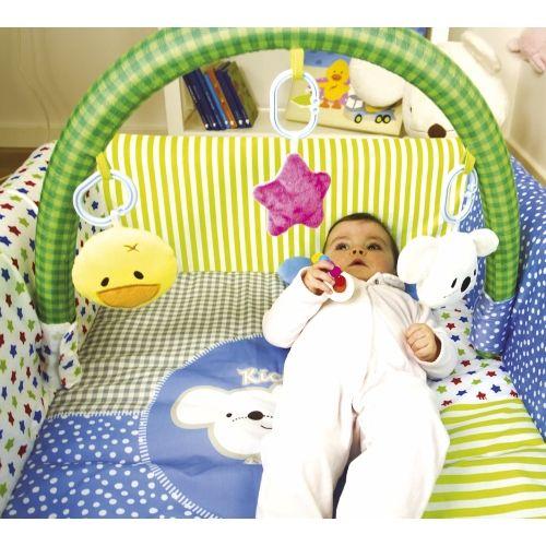 MANTA DE ACTIVIDADES Y GIMNASIA PARA BEBÉ Area Play-arch Baby Fitness Imaginarium Childish Shopping