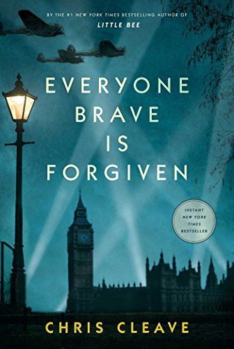 Everyone Brave is Forgiven by Chris Cleave // This book took me a minute to get into b/c it felt very light-hearted at first. And really, the dry wicked humor was throughout the whole story. But I really loved this one. I think it's basically a story of how war just wrecks every person--at home, fighting on the front lines and everything in between. The characters are some of the best of any book.
