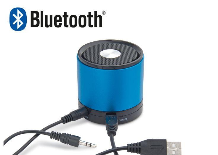 Altavoz Bluetooth 3.0 para PC 3W de salida - Compranet Comercio Electronico S.A.S