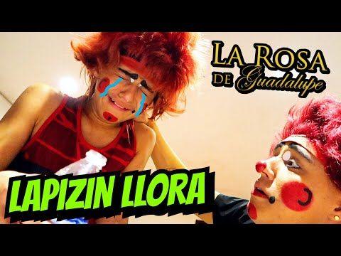 La Vida De Lapizito Gomita Y Lapizin Con Musica De La Rosa De
