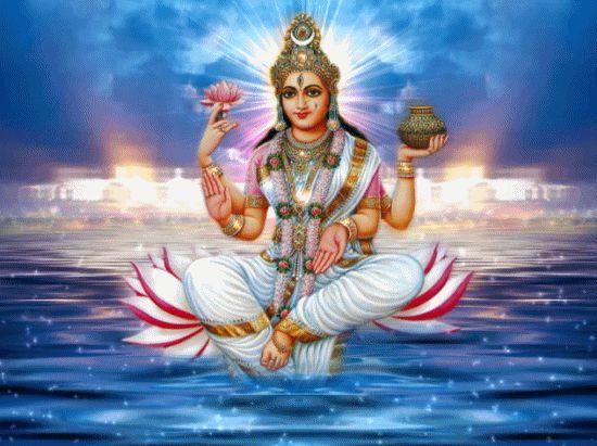 Srimati Ganga Devi by VISHNU108