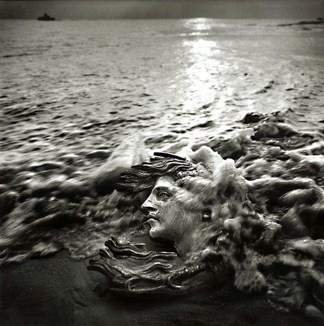 Arthur Tress - Claire de Lune, Breezy Point, NY