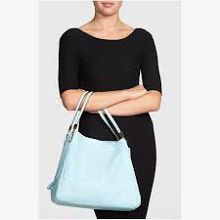 Coach City Zip Tote in Hologram Leather Iridescent Handbag WOW! #Coach #TotesShoppers