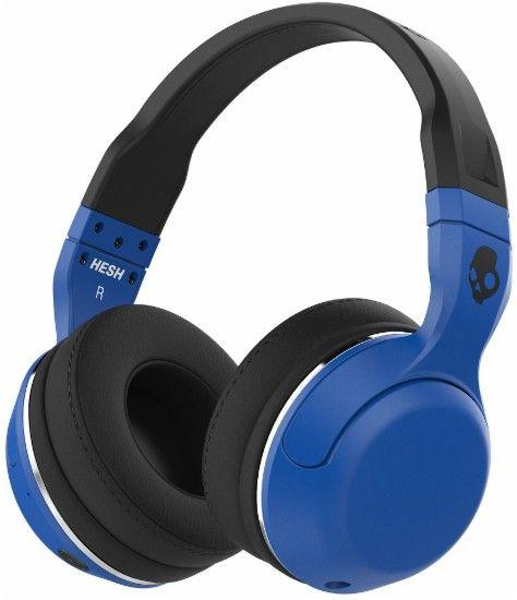 Skullcandy Hesh 2 Wireless Over-the-Ear Headphones Blue S6HBHW-515 ...