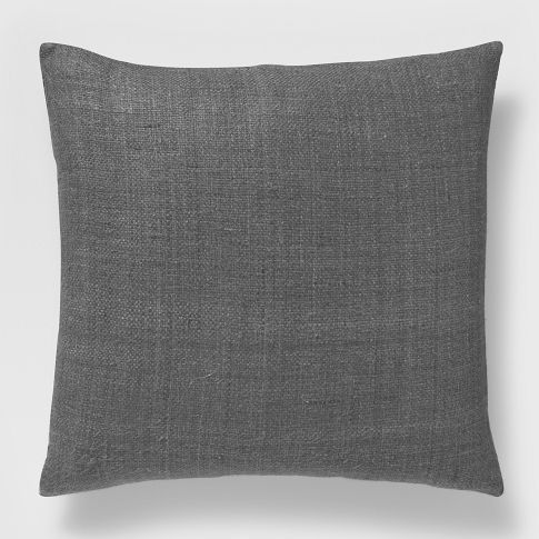 west elm cushions pillows throws ottomans. Black Bedroom Furniture Sets. Home Design Ideas