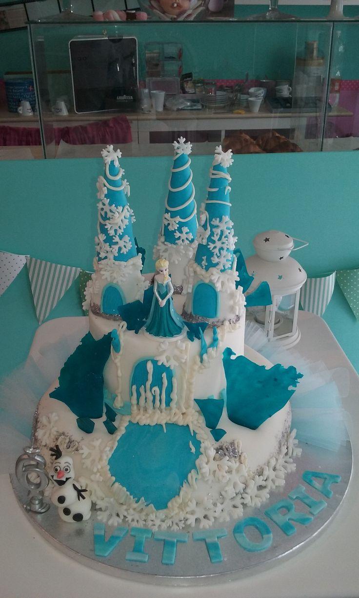 torta-di-frozen-compleanno
