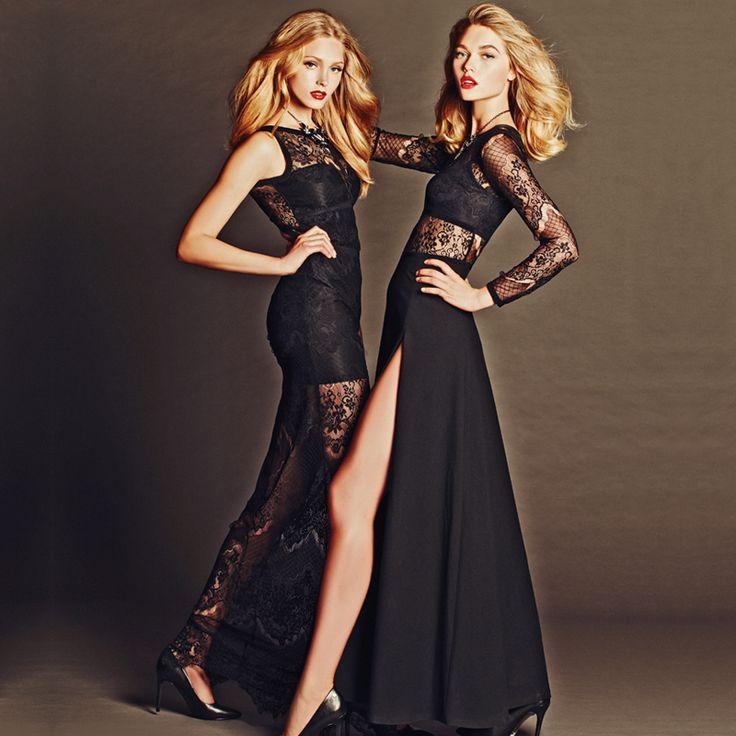 Black #lace!
