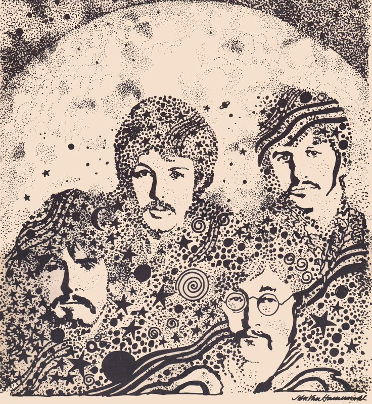Beatles Art from the Day Tripper Music sheet                                                                                                                                                                                 More