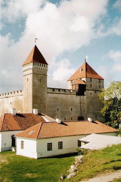 Kuressaare, Estonia 2009. #COLOURFULESTONIA #VISITESTONIA