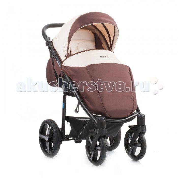 Прогулочная коляска Mr Sandman Traveler  Прогулочная коляска Mr Sandman Traveler – всесезонная прогулочная коляска, предназначена для детей, которые научились самостоятельно сидеть. Данная модель имеет большие надувные колеса, что обеспечивает хорошую проходимость по бездорожью.  Преимуществом коляски является глубокий капюшон, который увеличивается при необходимости за счет молнии. Ткани, используемые в обивке коляски влагоотталкивающие и не пропускают ультрафиолетовых лучей.  Шасси: легкая…