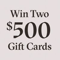 Aldo are giving away two $500 gift cards and I'd like you to have one! Click here to confirm your place and we'll be in the draw to win.