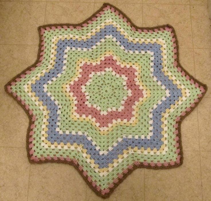 Crochet Stitches Granny Ripple : ... Granny Round, Dishcloth, Granny Squares, Crochet Pattern, Round Ripple