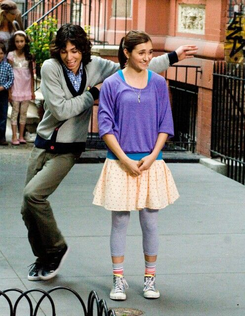 Alyson stoner and adam sevani step up 3