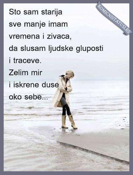 Neko je prepisao moje misli :-))))