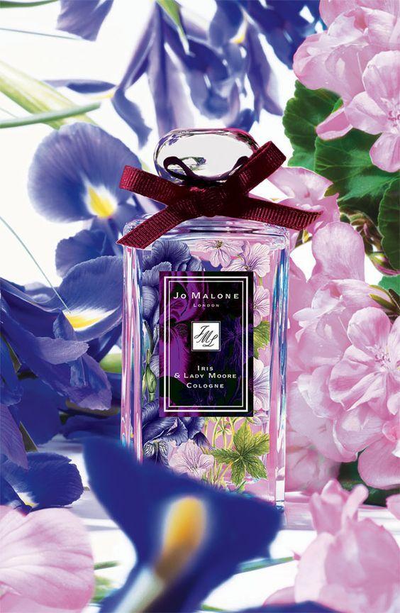 Jo Malone Iris And White Musk Perfume Perfume Design Perfume Photography
