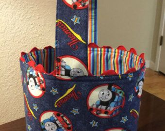 Thomas the Train custom handpainted shoes by ButtercupCustoms