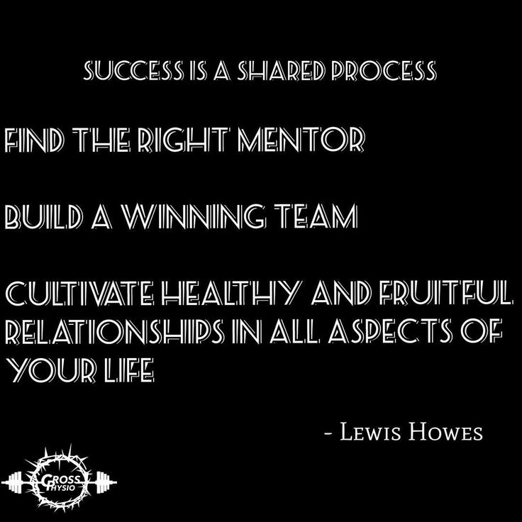 Surround yourself with people who help you be successful. People who encourage you and push you. Help you be better work harder and achieve more. And remember success is found in more than just within the business realm.  Be sure to follow @crossphysiopt for more quality content  #CrossPhysio #GetBetterEveryDay #CrossFit #PhysicalTherapy #Rehab #Performance #Recovery #Coaching #GetFit #GetMoving #Mobility #Stability #Strength #Hustle #Fitness #Entrepreneurship #Education #KnowledgeBombs…