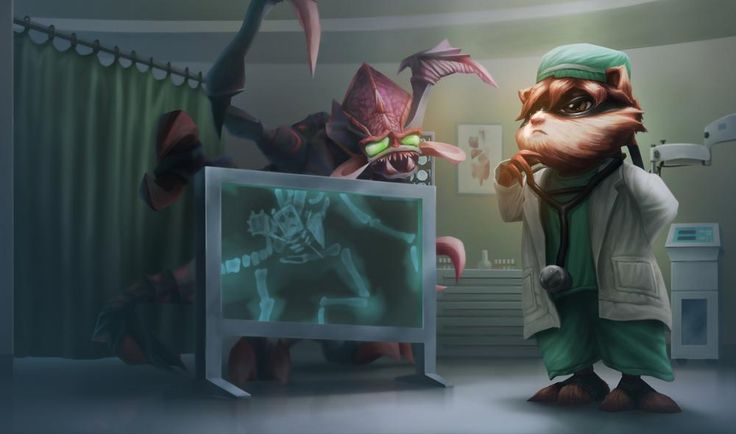 Kennen/SkinsTrivia - League of Legends Wiki - Champions, Items, Strategies, and many more!