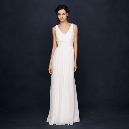 9 wedding dresses from J.Crew for under $800 | The Budget Savvy Bride