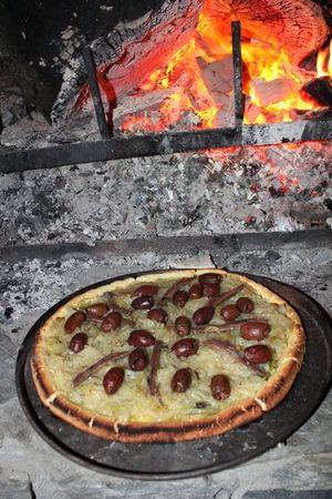 Gluten Free Pizza Base