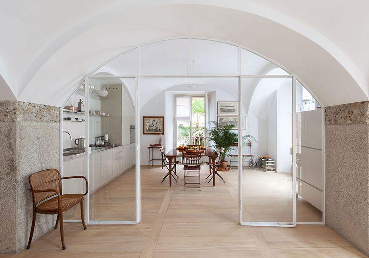 Calusca Apartment Milan Filippo Taidelli Architetto